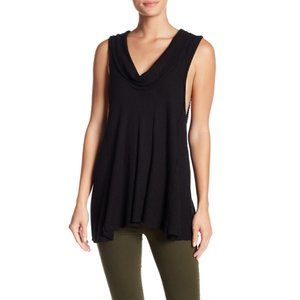 NWT We The Free Swing It Cowl Neck Sleeveless Top